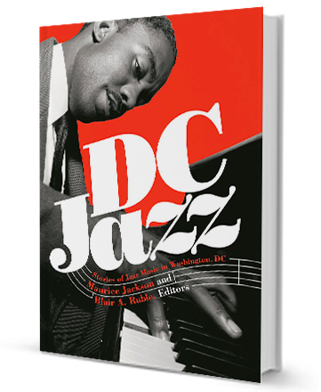 DC Jazz Book Cover